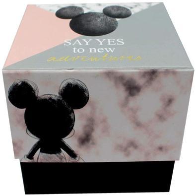 Caneca Mickey Marmore Disney