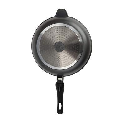 Frigideira Wok Antiaderente 28 cm Kitchen Pro com Tampa 28 cm