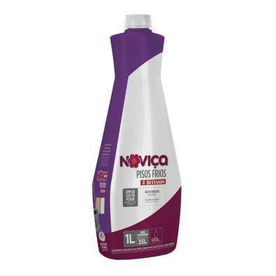 Limpa Pisos Concentrado para Piso Frio Noviça 1 Litro Bettanin