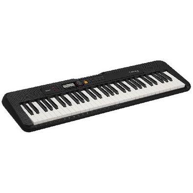 Teclado Musical Casiotone Basico Digital Ct-S200bkc2-Br Preto