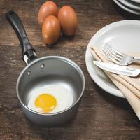 Frigideira de alumínio 13 cm para ovo