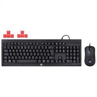 Teclado e Mouse Gamer HP KM100 - B07QXCCP76