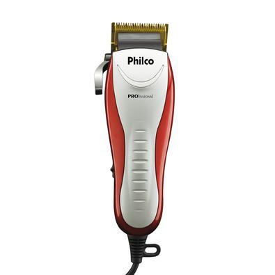 Cortador de Cabelo Philco PCR Profissional 220V