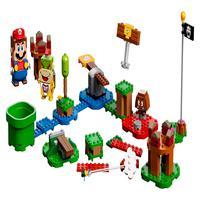 Aventuras com Mario, Lego, Início