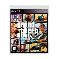 Jogo Rockstar Games Grand Theft Auto V - PS3