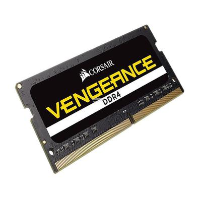 Memória para Notebook Corsair Vegeance, 8GB, DDR4, 2666Mhz - CMSX8GX4M1A2666C18 2654