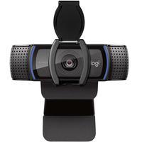 Webcam Logitech C920s Pro Full HD, 1080p, 30 FPS, Áudio Estéreo com Microfones Duplo