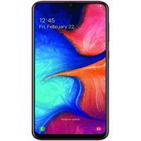 Reembalado: Smartphone Samsung Galaxy A20s, 32GB, 13MP, Tela 6.5´, Vermelho, Vitrine