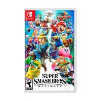Game Super Smash Bros. Ultimate - Switch