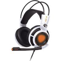 Headset Oexgame Gamer 7.1 Extremor com SMART Vibration, USB - HS400