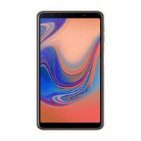 Reembalado: Samsung Galaxy A7 2018 128GB, Cobre, Vitrine