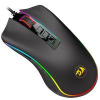 Mouse Gamer Redragon Cobra Chroma, RGB, 7 Botões Programáveis Sensor Pixart, PWM 3325, 10000DPI - M711