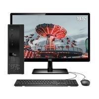 Computador Completo 3green Exclusive Intel Core i5 16GB com SSD 60GB e HD 500GB Wifi Dual Band Monitor 19,5´´ HDMI PC CPU
