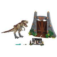 LEGO Jurassic World - Fúria de T.Rex