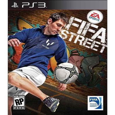 Jogo Fifa Street - Playstation 3 - Ea Sports