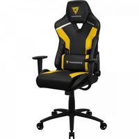 Cadeira Gamer TC3 ThunderX3, Suporta até 150Kg, Bumblebee Yellow