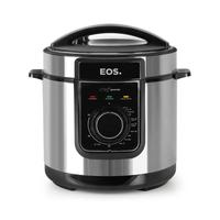 Panela De Pressão Elétrica Eos Multicooker, 5L Inox, 110v - Epp50mi
