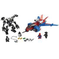 Lego Super Heroes Marvel - Spiderjet Vs. Robo Venom