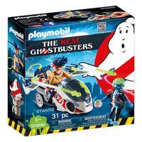 Brinquedo Playmobil Bike Caça Fantasmas - 9388