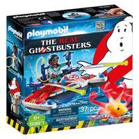 Brinquedo Playmobil Jetski Caça Fantasmas - 9387