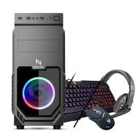 Kit - Computador Gamer Smart PC, Intel Core I5, 8GB, GT 1030 2GB, 1TB - SMT81772