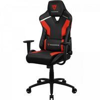 Cadeira Gamer TC3 ThunderX3, Suporta até 125Kg, Ember Red