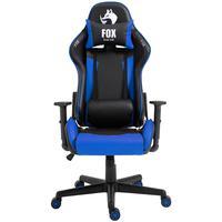 Cadeira Gamer Fox Racer Marble - Azul