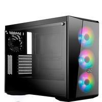 Computador Pc Gamer Fácil Intel Core I7 10700F Décima Geração, 8GB DDR4, GTX 1050TI 4GB, HD 1TB
