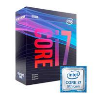Processador Intel Core i7-9700F, 3.00GHz (4.70GHz Max Turbo), Cache 12MB, LGA 1151 - BX80684I79700F