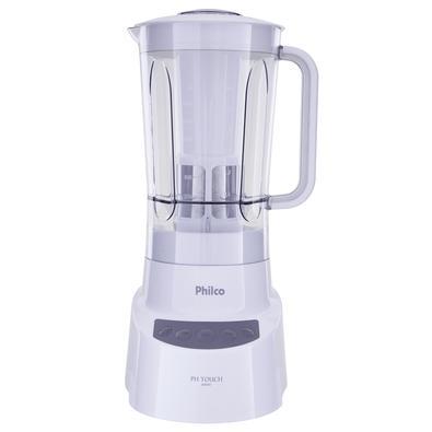 Liquidificador Philco PH Touch BR, 900W, 127V