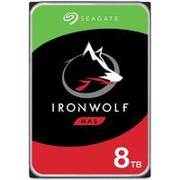 HD 8TB Seagate NAS IronWolf, Sata 3, 7200RPM, Cache 256MB - ST8000VN004