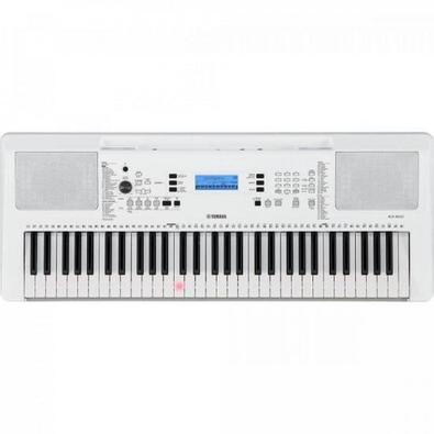 Teclado Portátil Yamaha Com 61 Teclas Iluminadas - Ez-300
