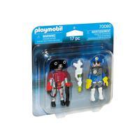 Playmobil Sunny, Figura Policial Do Futuro