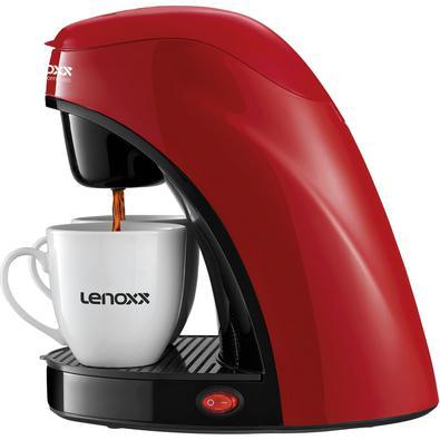 Cafeteira Lenoxx Red Coffee, 450W, 2 Xicaras, 220V- PCA031
