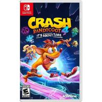 Crash Bandicoot 4: It´s About Time - Switch - Switch