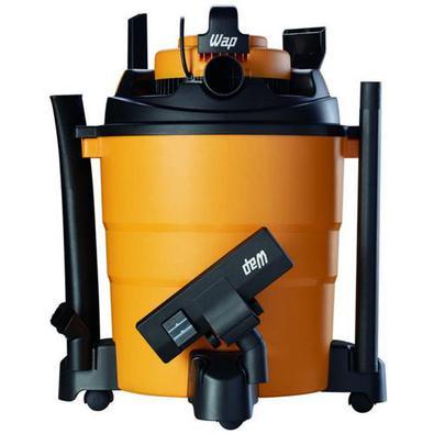 Aspirador de Pó e Água WAP, 55L, 1600W, 110V, Amarelo/Preto - GTW55L