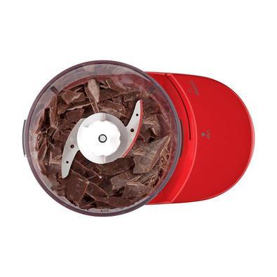 Miniprocessador Cadence Easy Cut Colors Vermelho, 220V