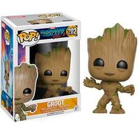 Groot Funko Pop Marvel Guardians Of The Galaxy 2