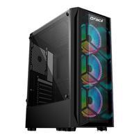 Computador Gamer Fácil Intel Core i3 10100f, 8GB, GTX 1050Ti 4GB, SSD 480GB, Fonte 500W
