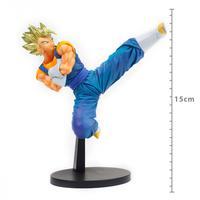 Figure Dragon Ballz Vegetto Super Sayajin Blood Saiyans Viii