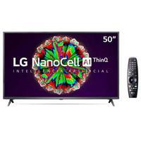 "Imagem de Smart TV LG NanoCell 50"" 4K UHD 3 HDMI - 50NANO79SND"