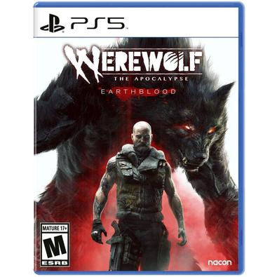 Jogo Werewolf The Apocalypse Earthblood - Playstation 5 - Nacon