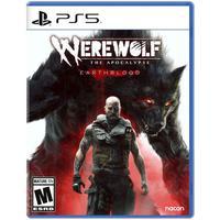 Werewolf The Apocalypse Earthblood  - Ps5