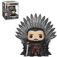 Funko Pop Game Of Thrones T10 - Jon Snow No Trono De Ferro 72