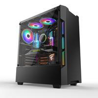 Kit Pc Gamer Smart Smt81461 Intel I5 8gb (geforce Gtx 1650 4gb) 1tb + Monitor 19,5