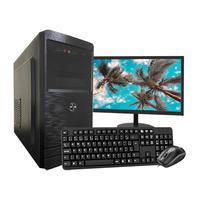 Computador I5 8Gb De Memoria Ssd120Gb, Wi-fi - Teclado E Mouse
