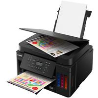Impressora Multifuncional Canon S Fio G6010 Tanque De Tinta