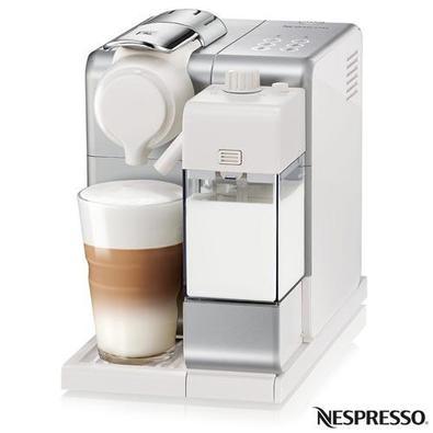 Cafeteira Nespresso Lattissima Touch Prata Para Café Espresso  F521-br - 110v