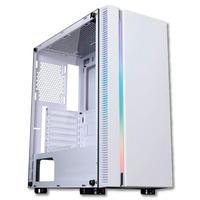 Pc Gamer Skill Snow Iv, Amd Athlon 3000g, Gtx 1050 Ti 4gb, 8gb Ddr4 2666mhz, Hd 1tb, Ssd 120gb, 500w 80 Plus