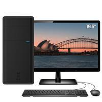 Computador Completo Skill Pro 6-core (placa De Vídeo Radeon) Monitor 19.5´´ Hdmi Ram 6gb Ssd 240gb